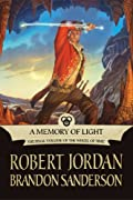 A Memory of Light (Wheel of Time) by Robert Jordan, Brandon Sanderson cover image