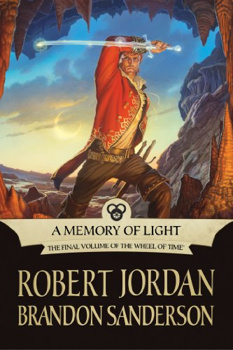 A Memory of Light (Wheel of Time) by Brandon Sanderson, Robert Jordan