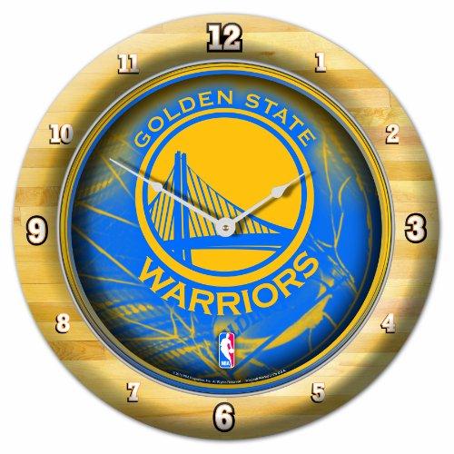 NBA Golden State Warriors Game Time Clock