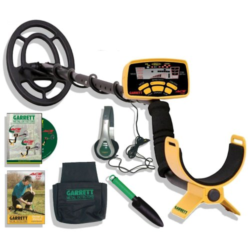 Check Out This ACE 250 METAL DETECTOR TREASURE HUNTER PACK BY GARRETT