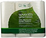Seventh Generation - Paper Towels 100% Recycled White 2-Ply 140 Sheets - 2 Roll(s)