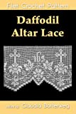 Daffodil Altar Lace Filet Crochet Pattern