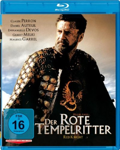 Der rote Tempelritter - Red Knight [Blu-ray]