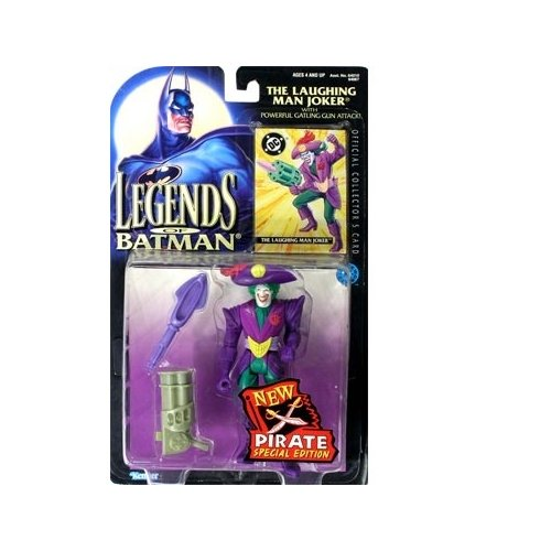Batman: Legends of Batman > Laughing Man Joker Action Figure