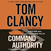 Command Authority | Tom Clancy, Mark Greaney