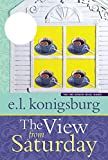 The View from Saturday (Jean Karl Books) by E.L. Konigsburg