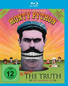 Monty Python - Almost the Truth - The Lawyer's Cut  (OmU) [Blu-ray]
