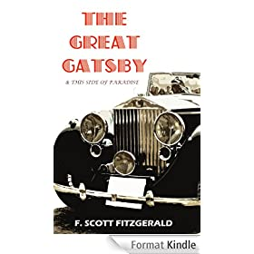 THE GREAT GATSBY (and THIS SIDE OF PARADISE) (annotated) (English Edition)