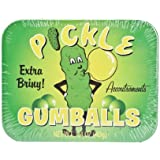 Pickle Flavored Gumballs 1.4oz (40g)