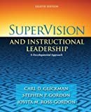 img - for SuperVision and Instructional Leadership: A Developmental Approach (8th Edition) book / textbook / text book