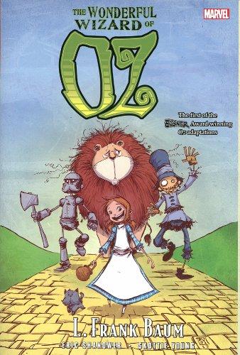 Oz HC Wonderful Wizard Of Oz