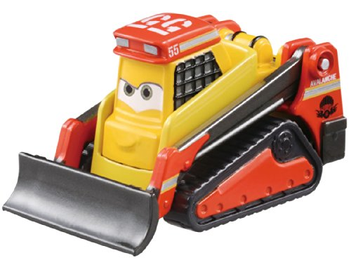Takara Tomy Tomica Disney Planes Fire & Rescue P-21 Avalanche (standard type) - 1