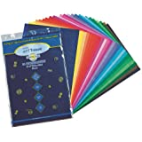 """Pacon Spectra(R) Assorted Color Tissue Pack, 12"""" x 18"""", 25 Colors, Pack Of 100 Sheets"""