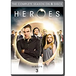 Heroes: Season Three