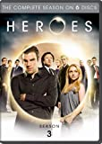 Heroes: Season 3 [DVD] [Region 1] [US Import] [NTSC]