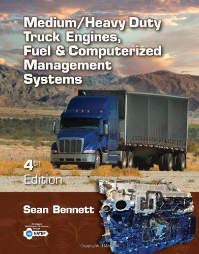 Medium/Heavy Duty Truck Engines, Fuel & Computerized...