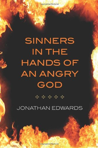 Sinners In The Hands Of An Angry God Book Cover