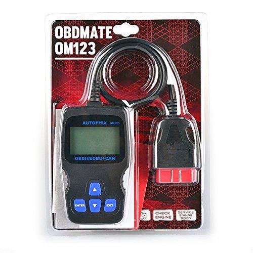 Autophix Om123 Obd2 Eobd Hand Held Diagnostic Scan Tool