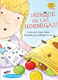 img - for Ataque de las Hormigas! (Ant Attack!) (Science Solves It! En Espanol Series) (Spanish Edition) book / textbook / text book