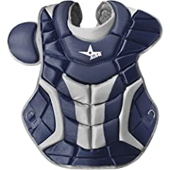All Star System 7 Chest Protectors Navy Grey by All-Star