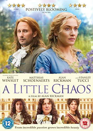 A Little Chaos [DVD] [2015]
