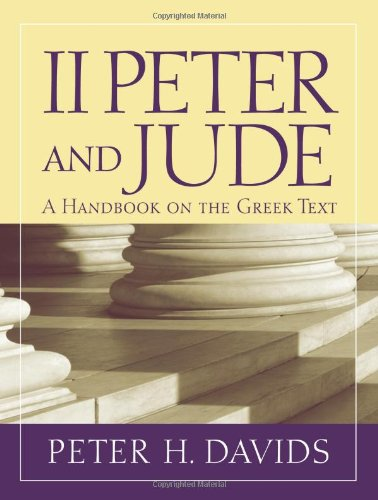 2 Peter and Jude: A Handbook on the Greek Text (Baylor Handbook on the Greek New Testament)