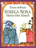 img - for Strega Nona Meets Her Match by dePaola, Tomie [1996] book / textbook / text book