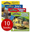 Chuggington Mini Picture Book Collection - 10 Books (Paperback)