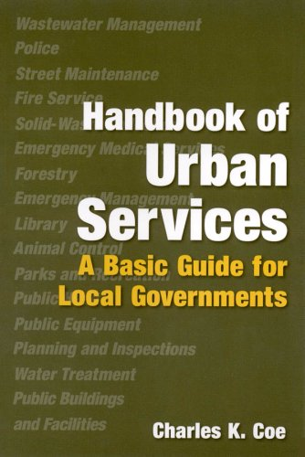 Handbook of Urban Services: A Basic Guide for Local...
