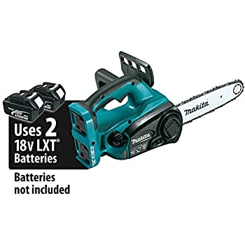 Makita XCU02Z 18V X2 (36V) LXT Lithium-Ion Cordless Chain Saw (Bare Tool Only)