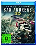 DVD & Blu-ray - San Andreas [3D Blu-ray]