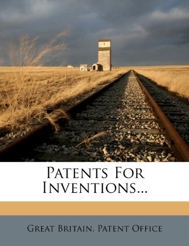 Patents For Inventions...