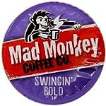 Mad Monkey Coffee Capsules, Swingin B...