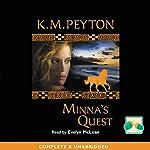 Minna's Quest: Roman Pony Adventures | K. M. Peyton