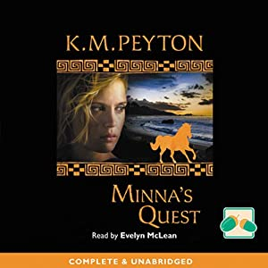 Minna's Quest: Roman Pony Adventures | [K. M. Peyton]