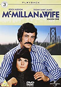 Mcmillan And Wife: Series 1 [DVD]