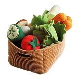 IKEA DUKTIG - 14-piece vegetables set