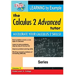 Calculus 2 Advanced Tutor: Series