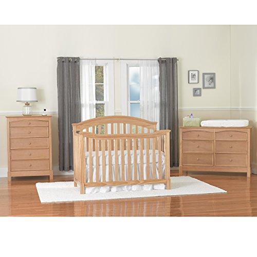 Summer Infant Freemont 6 Drawer Double Dresser Natural