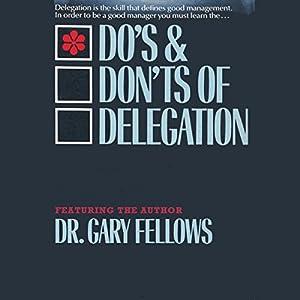 The Do & Don't Delegation Audiobook
