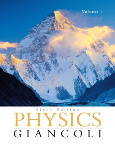 Physics: Principles with Applications, Volume I: Chapters...