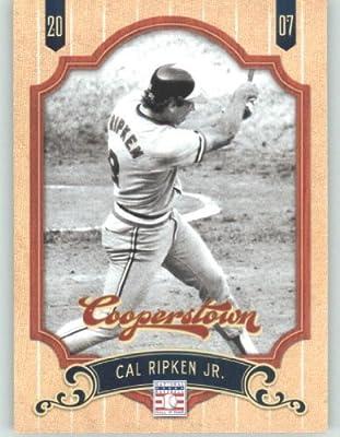 2012 Panini Cooperstown Baseball Card #131 Cal Ripken Jr. - Baltimore Orioles (Legend / Hall of Fame / HOF) MLB Trading Cards