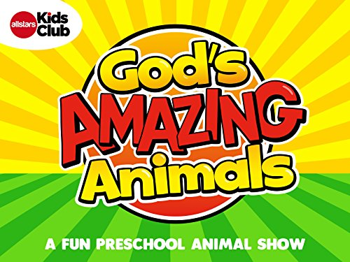 God's Amazing Animals - Season 1
