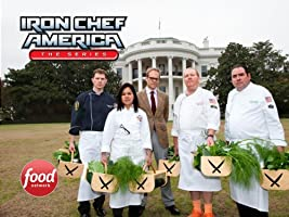 Iron Chef America Season 8