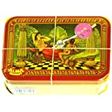 Alma Gourmet Pure Spanish Saffron La Mancha 1 Ounce Tin