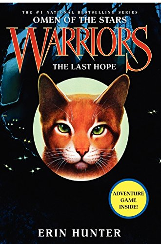 Warriors: Omen of the Stars #6: The Last Hope PDF