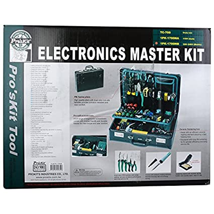 1PK-1700NB Electronics Master Kit
