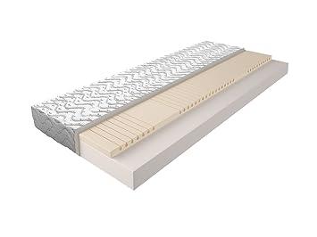 Matratze mit Schaumstoffkern 007 - Größe: 120 x 200 cm, Höhe: 14 cm