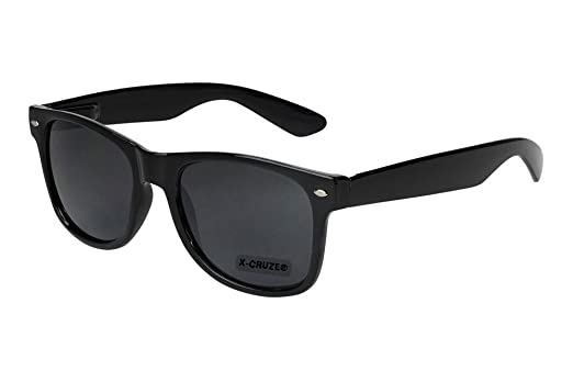 hot hot hot Sale X CRUZE® 8 001 Nerd Sonnenbrille Wayfarer