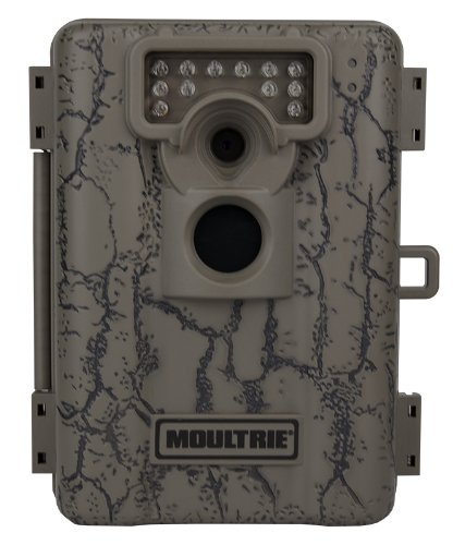 MOULTRIE Game Spy A-5 Low Glow Infrared Digital Trail Game Hunting Camera – 5 MP